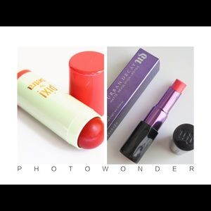 Bundle of Urban Decay lipstick and multi balm